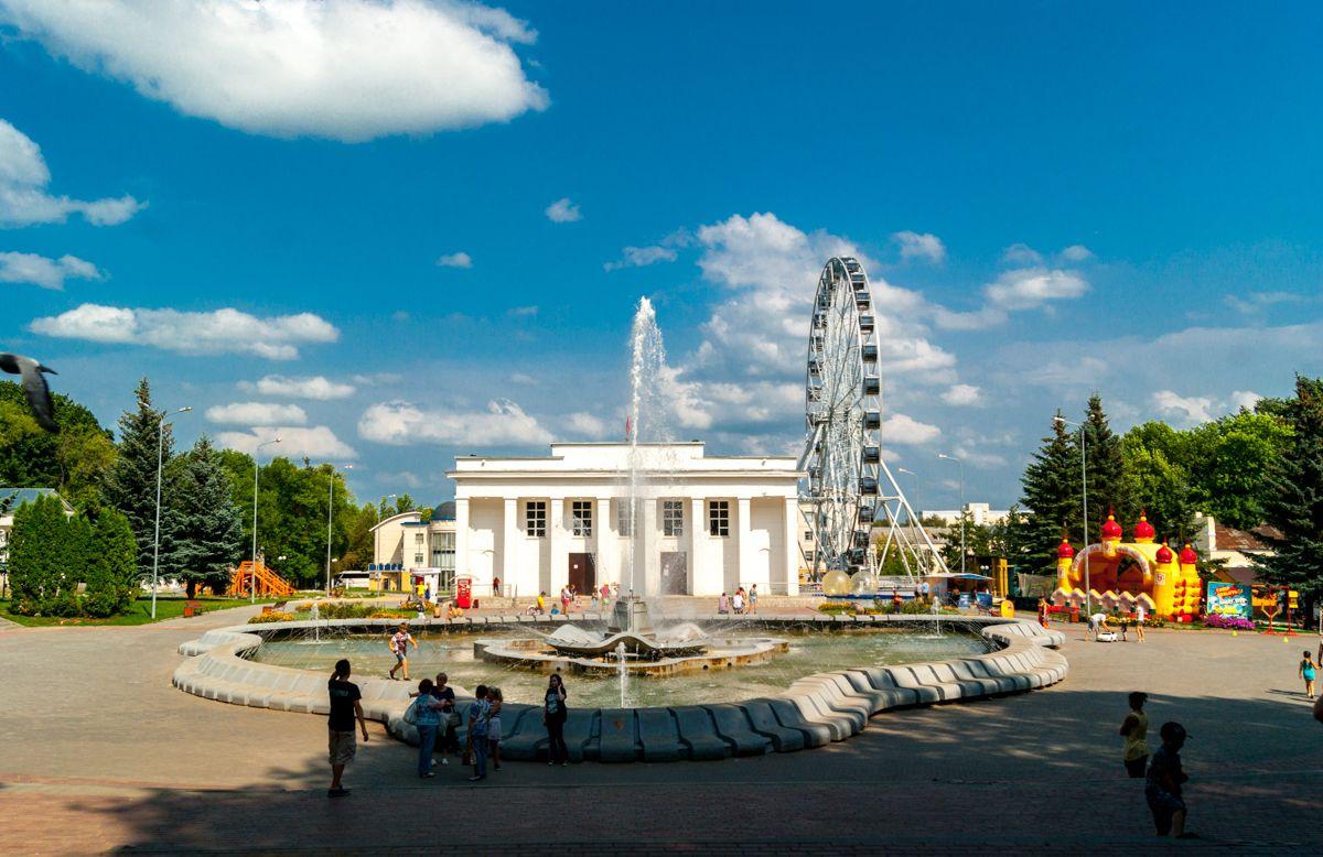 парки города владимира фото сокровища это то