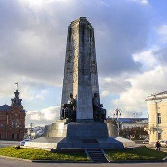Памятники владимира