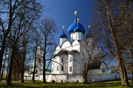 Suzdal Kremlin. Nativity Cathedral