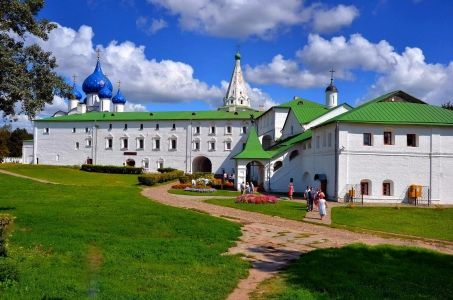 The Suzdal Kremlin. Archbishop's Palace