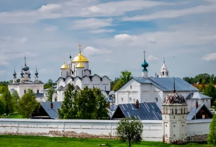 Intercession (Pokrovsky) Monastery