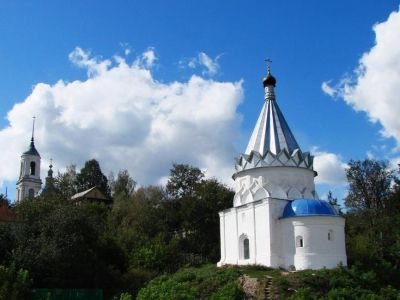 Church of SS Kozma and Demyan