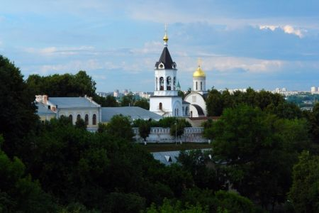 Nativity of the Virgin Monastery (The Vladimir Kremlin)