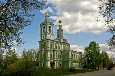 Church of St. Nikita